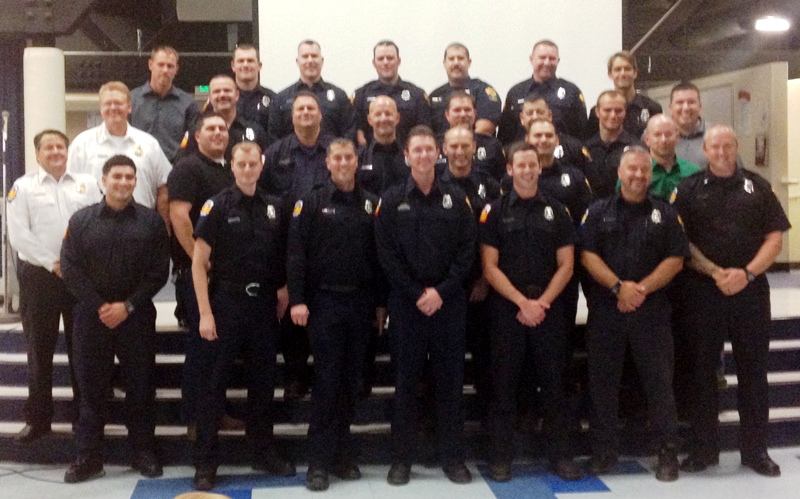 AVFD Firefighters Group Photo 2014