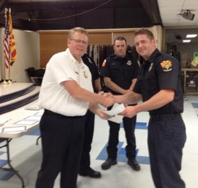 Jake Roberts Unit Citation
