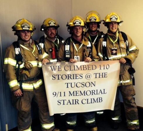 9-11 Memorial Stair Climb 2014 (3)