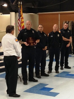 Chief Klein Vermillion Award 10