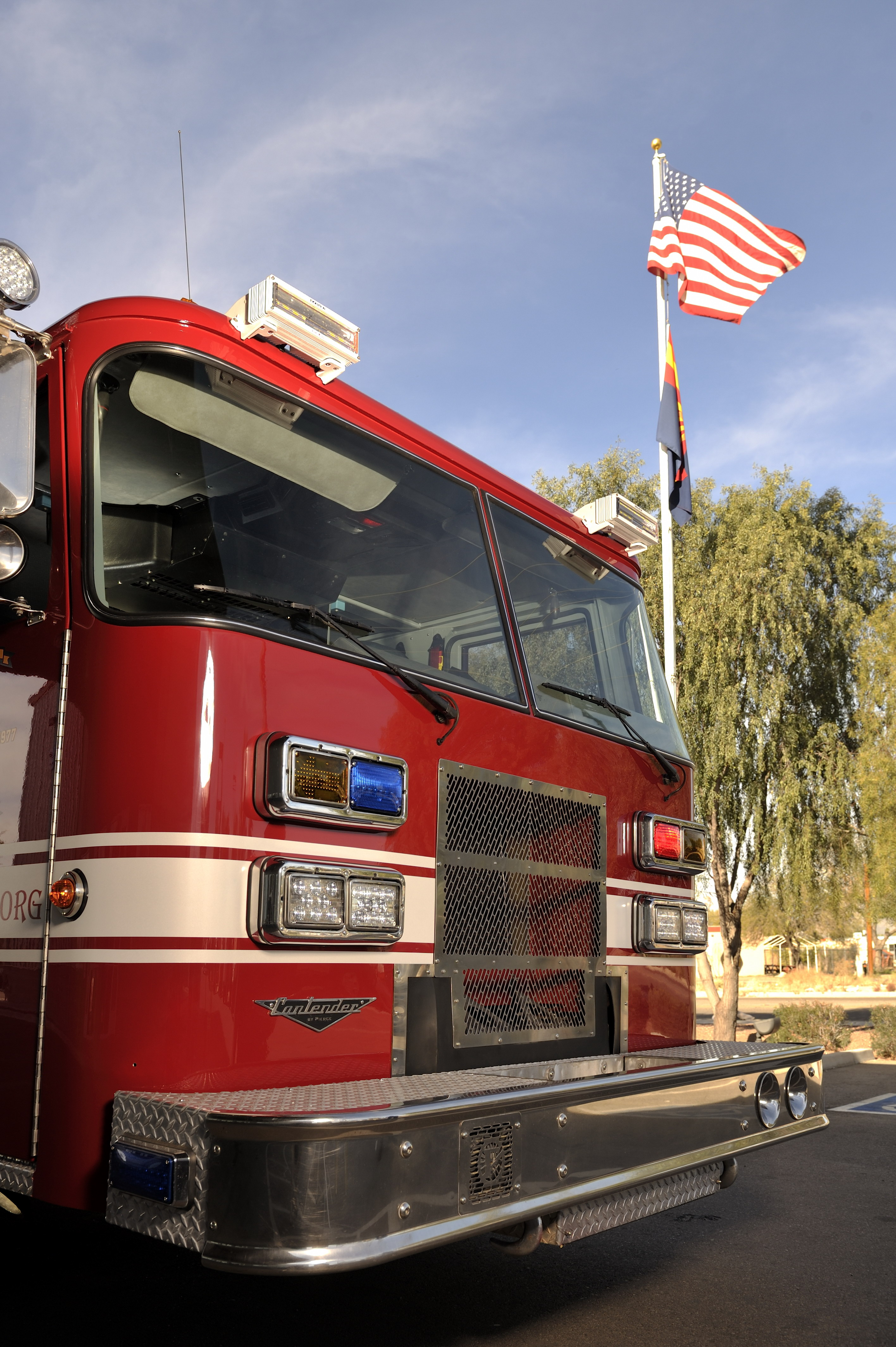 Engine 217 front view WW Williams