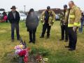 VFW Wreath Ceremony - Nov 2014
