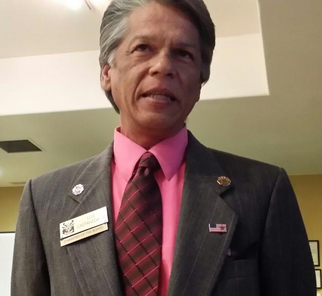Chairman Castaneda
