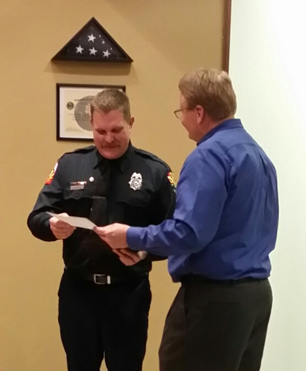 FF of the Year - Chris George