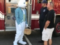 Easter Bunny with Bowden & Tharp at ST 194
