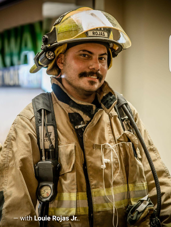 FF Louie Rojas 9-11 StairClimb