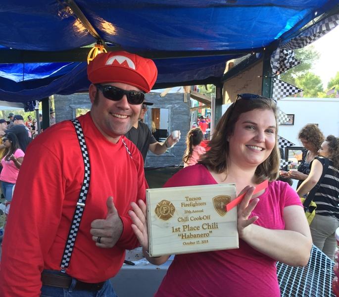 FF Bowden receives award