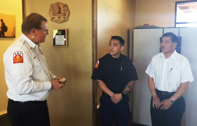 FF Chris Lee pinning 4-26-17