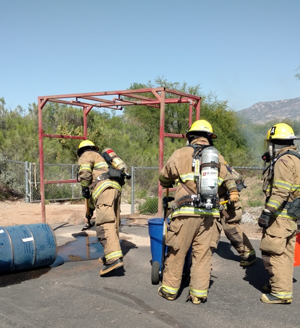 IAFF HazMat Training 2