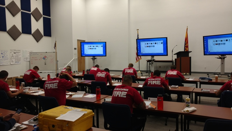 IAFF HazMat Training April 2017