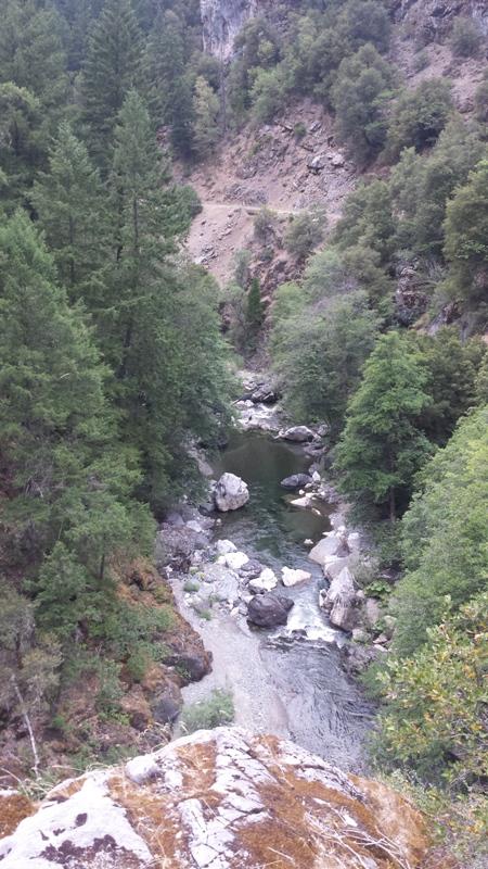 Kreitner shot Salmon River