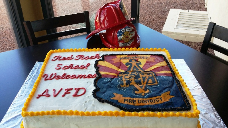 AVFD Cake