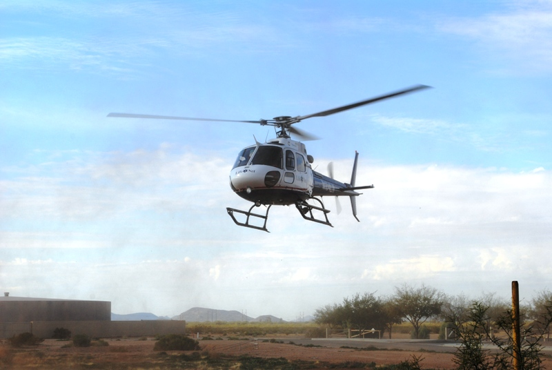 LifeNet Helicopter