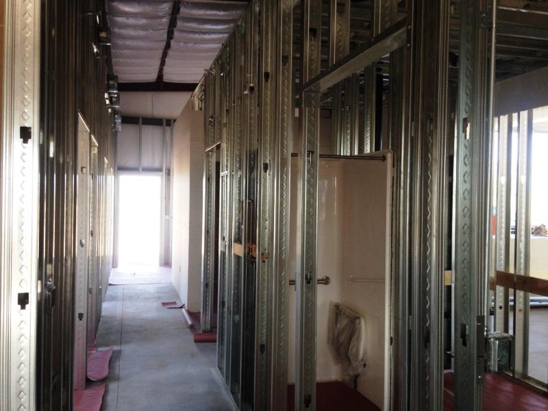 8-12-15  ST 192 interior framework