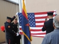 ST 194  Raising the Flag  Jan 2015