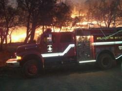 Horseshoe 2 Fire - Southeastern Arizona, June 2011